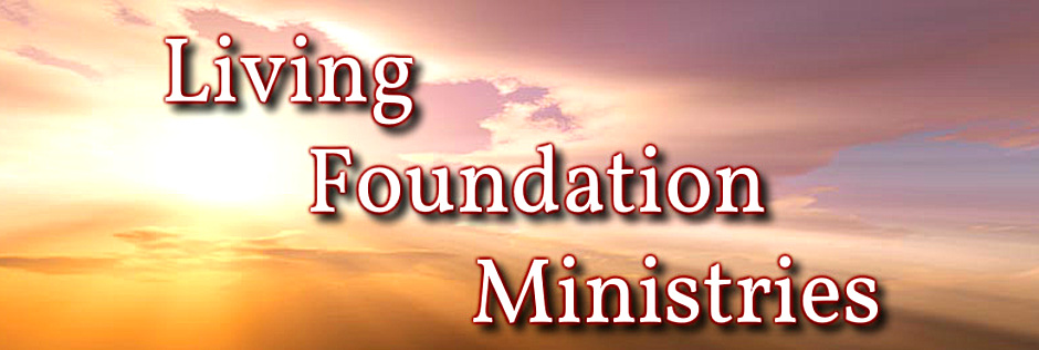Living Foundation Ministries, Inc  - Books